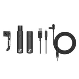 Sennheiser XSW D Wireless Microphone Lavalier Set