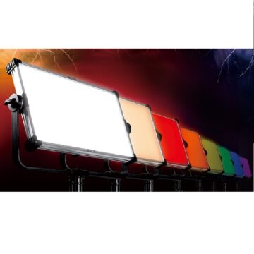 LEDGO MagicHue G260 RGBW LED Panel Light 2700K To 7500K