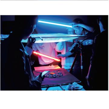 Nanlite PavoTube 30C RGBW LED Tube Light 4 Foot