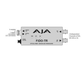 Fido-2R Dual Channel Optical Fibre to SD/HD/3G SDI