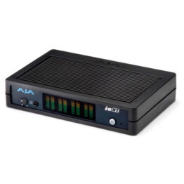 Io XT Portable Video Audio I/O Thunderbolt Interface