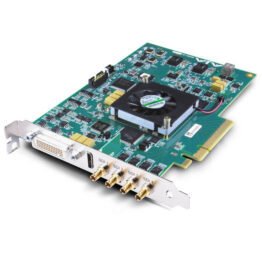 Kona 4 PCI-E Video I/O card