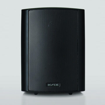 Two-way Weather-proof Easily Mountable Speakers