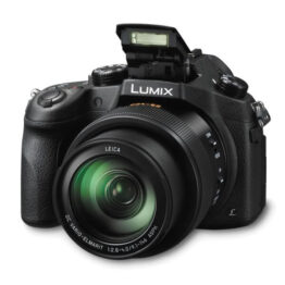 "20.1 Megapixel 1"" MOS Sensor LUMIX 4K Camera with 16x Optical Zoom"