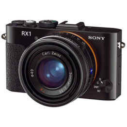 42.4 Megapixel Digital Compact Camera with F2.0 Carl Zeiss Lens