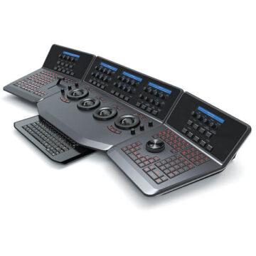 Blackmagic Design DaVinci Resolve Advanced Panel & Software