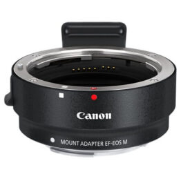 Mount Adaptor EF-EOS M
