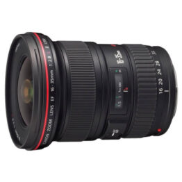 EF 16-35mm f/2.8L II USM Ultra-Wide Zoom Lens