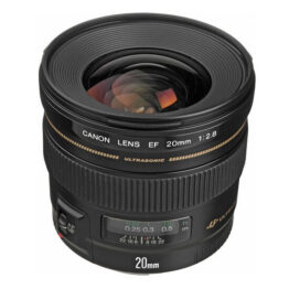 EF 20mm f/2.8 USM, Diameter 72mm to suit Lens Hood EW-75 II