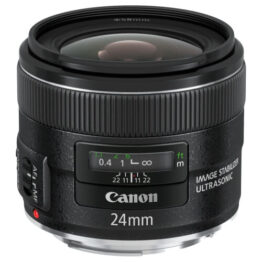 EF 24mm f/2.8 IS USM Autofocus Lens