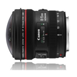 EF 8-15mm f/4.L Fisheye USM