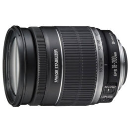 EF-S 18-200mm f/3.5-5.6 IS Autofocus Lens
