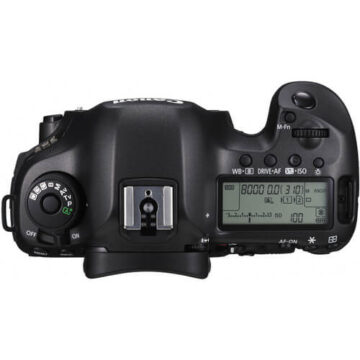 EOS 5Ds R 50.6 Megapixel DSLR Camera (Body only)