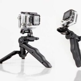 Action Cam Foldable Handheld Tripod