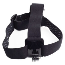 Action Cam Headstrap Mount with Anti-slip for Gopro