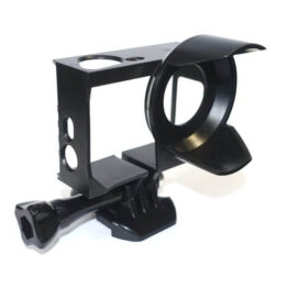 Action Cam Sunshade Housing to suit Gopro Hero4, 3 & 3+