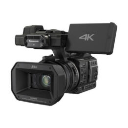 4K Semi Pro Handheld Camcorder with 20x Zoom