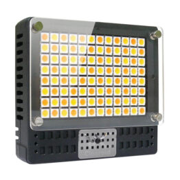 Camera-mountable Variable Colour Temp. LED Light