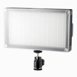 On-Camera Vari-colour LED Light with Li-ion Battery