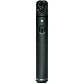 Multi-Powered Condenser Microphone