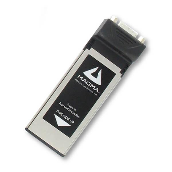Magma 1 Slot Thunderbolt to PCIe Expansion (half-length)