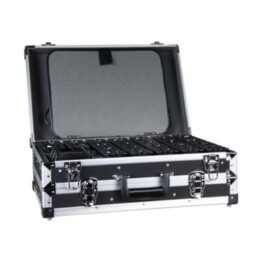 Tour Guide Custom Kit - 28 Slot Charger/Case with 2 Transmitters & 24 Receivers (2 avail slots)