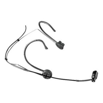 Mipro Unidirectional Cardioid Headworn 10mm Microphone, Black