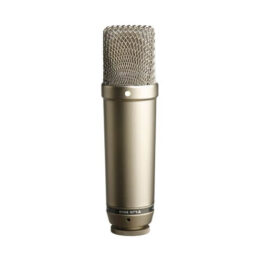 "Incredibly Quiet 1"" Cardioid Condenser Microphone"