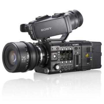 Super 35mm HD / 4K Compact CineAlta Camera OLED Bundle