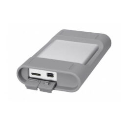 2TB Portable Hard Disc Drive with Thunderbolt connectivity