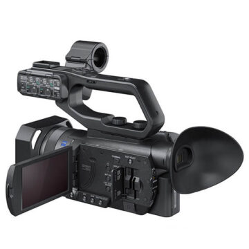 """1"""" Exmor R CMOS Sensor Compact Camcorder with 12x lens"""