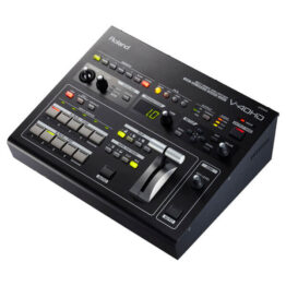 4-Channel Multi-format Video Switcher