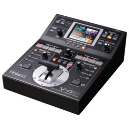 4-Channel Digital Video Mixer with Effects