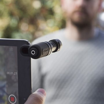 Directional Mic for Smartphones