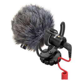 Deluxe Microphone Windshield for the VideoMicro and VideoMicro Me