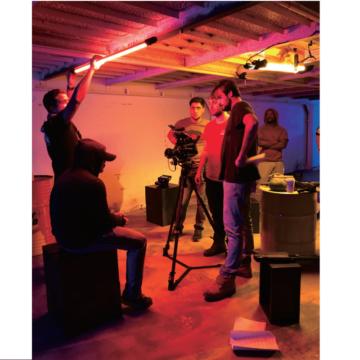 Nanlite PavoTube 15C RGBW LED Tube Light