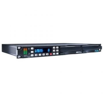 AJA Ki Pro Rack 10-Bit HDD / SSD Rack Recorder