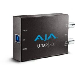 AJA U-Tap USB 3.0 Powered SDI Capture
