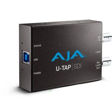 AJA U-Tap USB 3.0 Powered SDI Capture