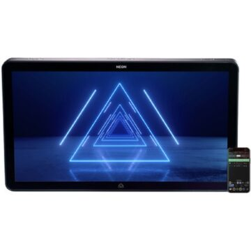Atomos Neon 24 Inch HDR Cinema Display Monitor-Recorder For On-Set And In-Studio