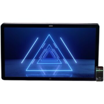 Atomos Neon 31 Inch HDR Cinema Display Monitor-Recorder For On-Set And In-Studio