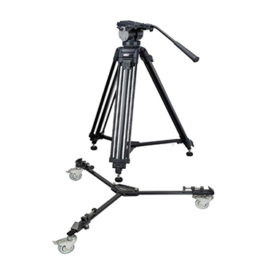 Benro KH25 toggle tripod & Dolly