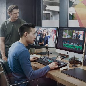 Blackmagic Davinci Resolve 16 Video Editor 1