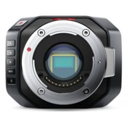 Blackmagic Micro Cinema Camera - MFT mount