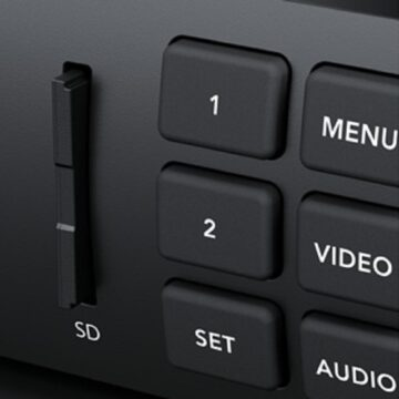 Blackmagic UltraStudio 4K Mini Media Streaming Device 3