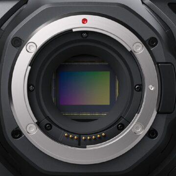Blackmagic Pocket Cinema Camera 6K - 3
