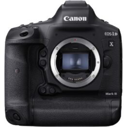 Canon EOS 1D X Mark III DSLR Camera (Body Only) Front