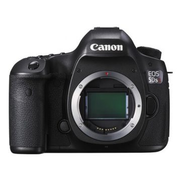 Canon EOS 5DsR 50.6 Megapixel DSLR Camera (Body only)