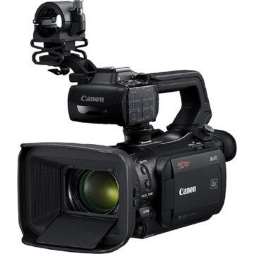 Canon XA50 Professional Video Camera Main Shot