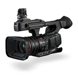 Canon XF705 Flagship XF Series DV Camera - 4K/HDR Camcorder for Professionals